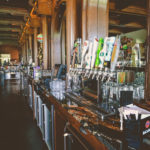 beers on tap at Johnny Manhattans