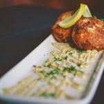 appetizers at Johnny Manhattans